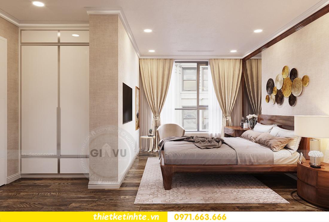 thiết kế nội thất chung cư DCapitale tòa C3 căn 04 nhà anh Hòa 07