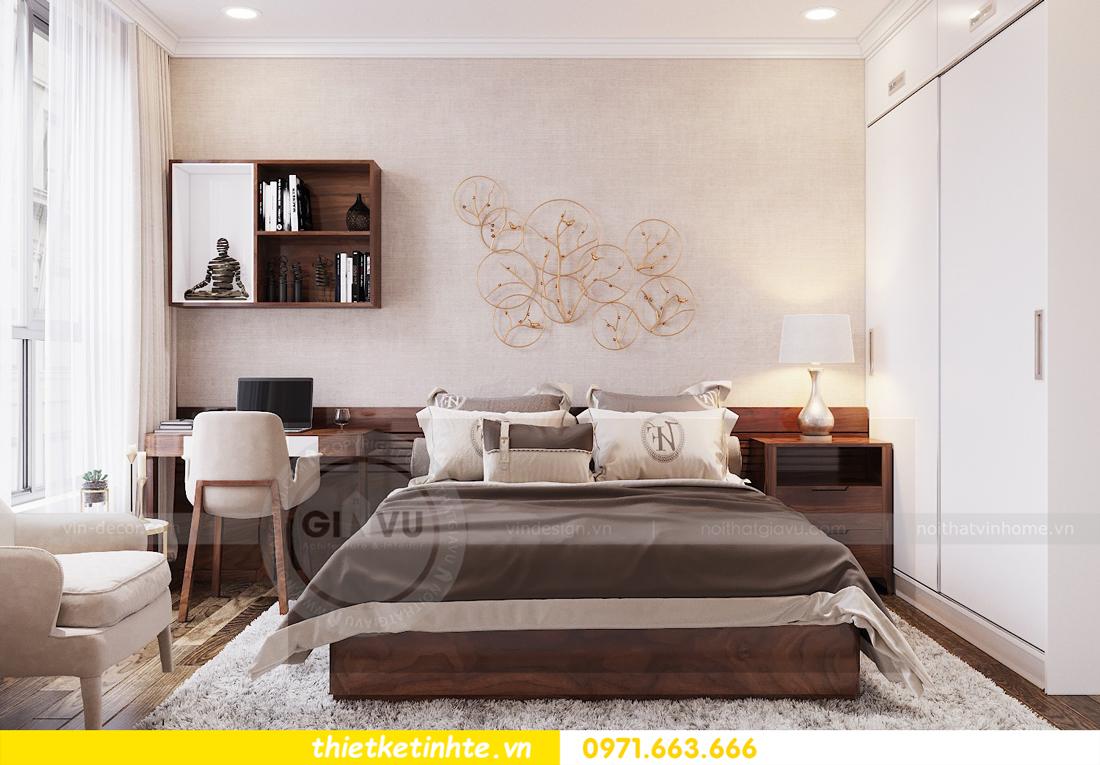 thiết kế nội thất chung cư DCapitale tòa C3 căn 04 nhà anh Hòa 08