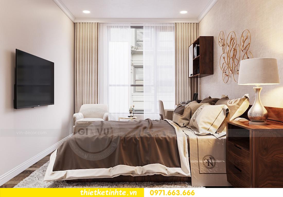 thiết kế nội thất chung cư DCapitale tòa C3 căn 04 nhà anh Hòa 09