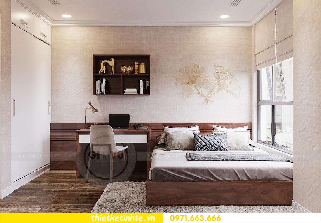 thiết kế nội thất chung cư DCapitale tòa C3 căn 04 nhà anh Hòa 10