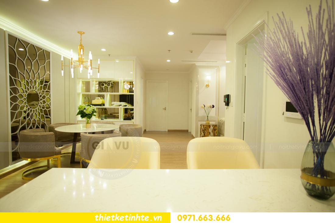 công ty thiết kế thi công nội thất chung cư cao cấp 14