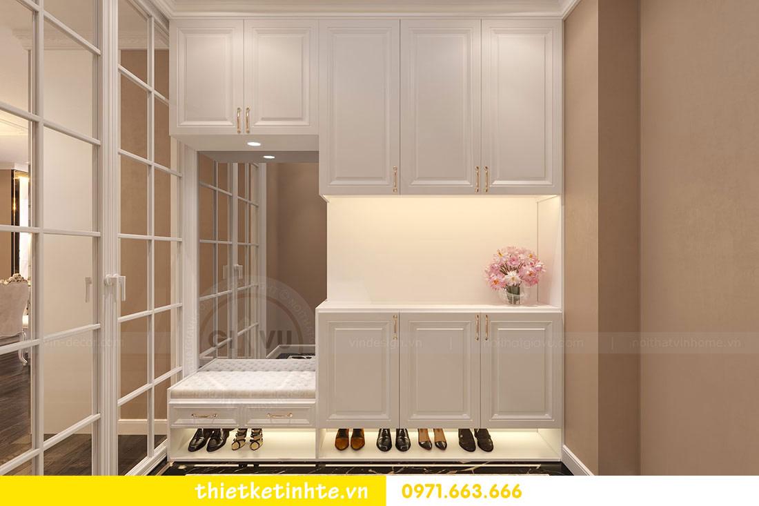 Thiết kế nội thất chung cư Gardenia tòa A3 căn 05 MS Hoài 1