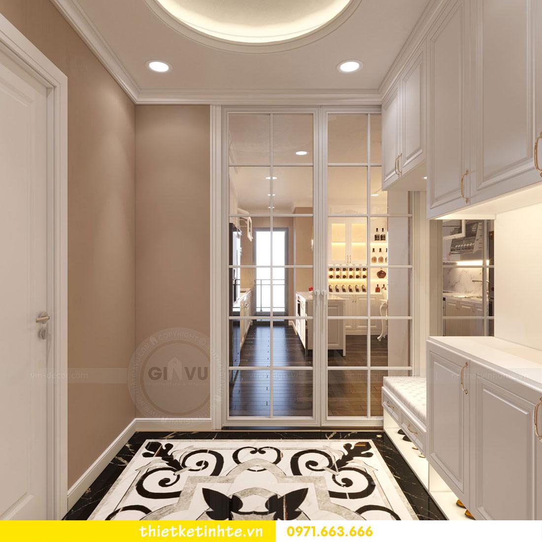 Thiết kế nội thất chung cư Gardenia tòa A3 căn 05 MS Hoài 2