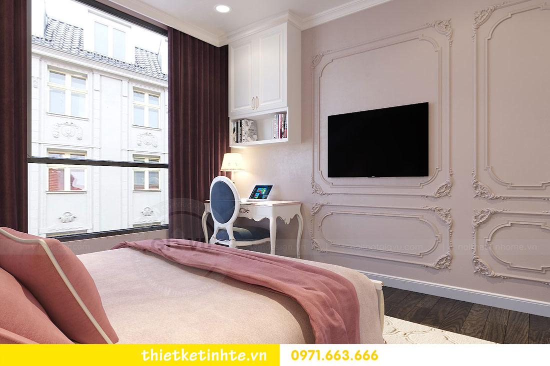 Thiết kế nội thất chung cư Gardenia tòa A3 căn 05 MS Hoài 9