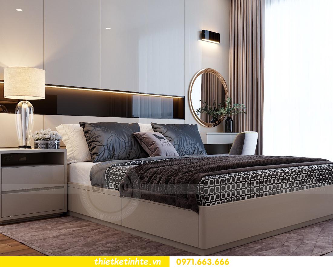 thiết kế nội thất chung cư Vinhomes Mễ Trì tòa G2 căn 05 nhà chị Trang 06