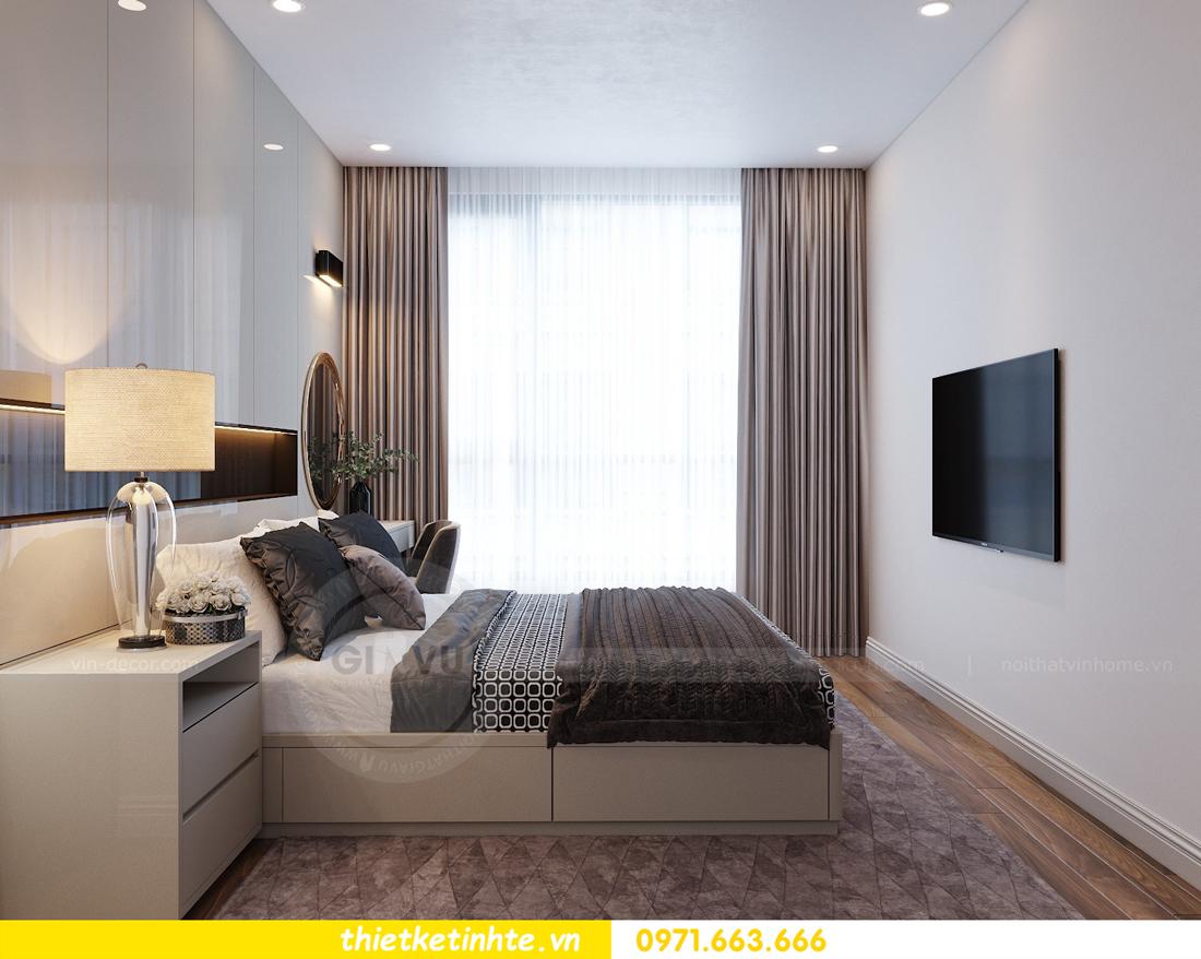 thiết kế nội thất chung cư Vinhomes Mễ Trì tòa G2 căn 05 nhà chị Trang 07