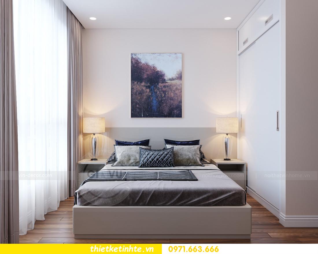 thiết kế nội thất chung cư Vinhomes Mễ Trì tòa G2 căn 05 nhà chị Trang 08