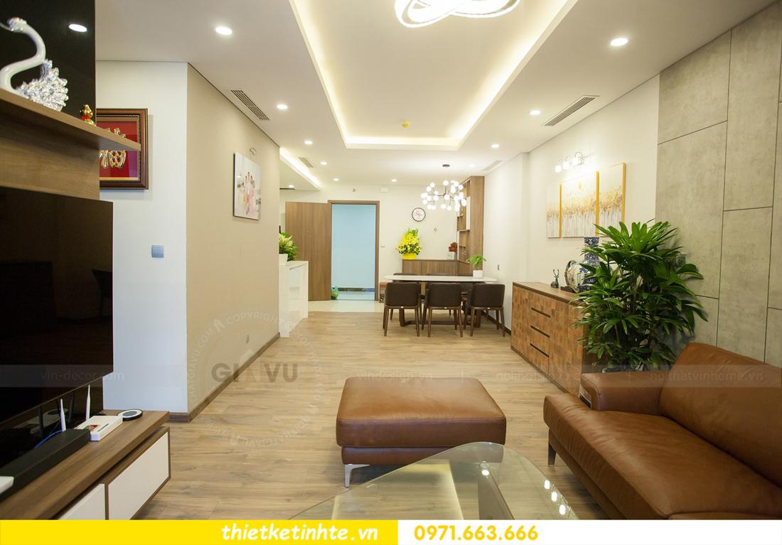 thi công nội thất chung cư tại Hà Nội chỉ với 200 triệu 07