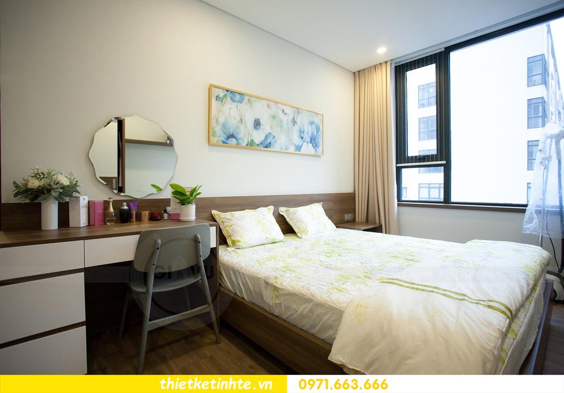 thi công nội thất chung cư tại Hà Nội chỉ với 200 triệu 12