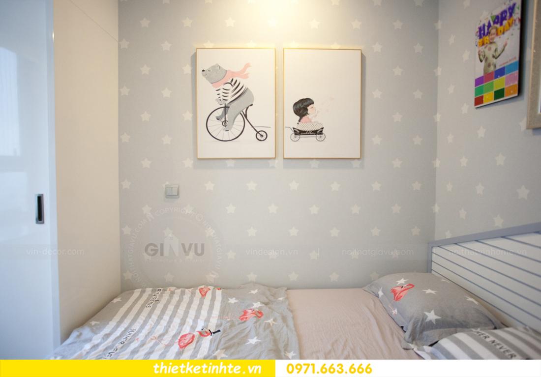 thi công nội thất chung cư tại Hà Nội chỉ với 200 triệu 15