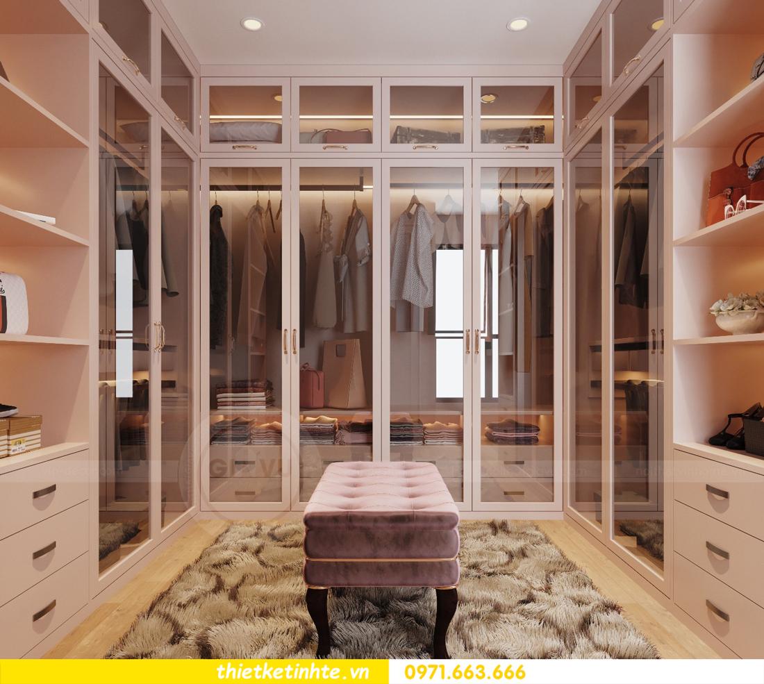thiết kế nội thất chung cư Sun Grand City Lương Yên tòa T2 căn 01 view11