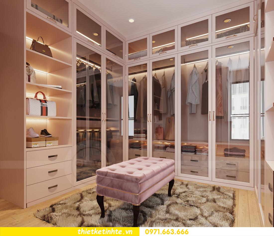 thiết kế nội thất chung cư Sun Grand City Lương Yên tòa T2 căn 01 view12
