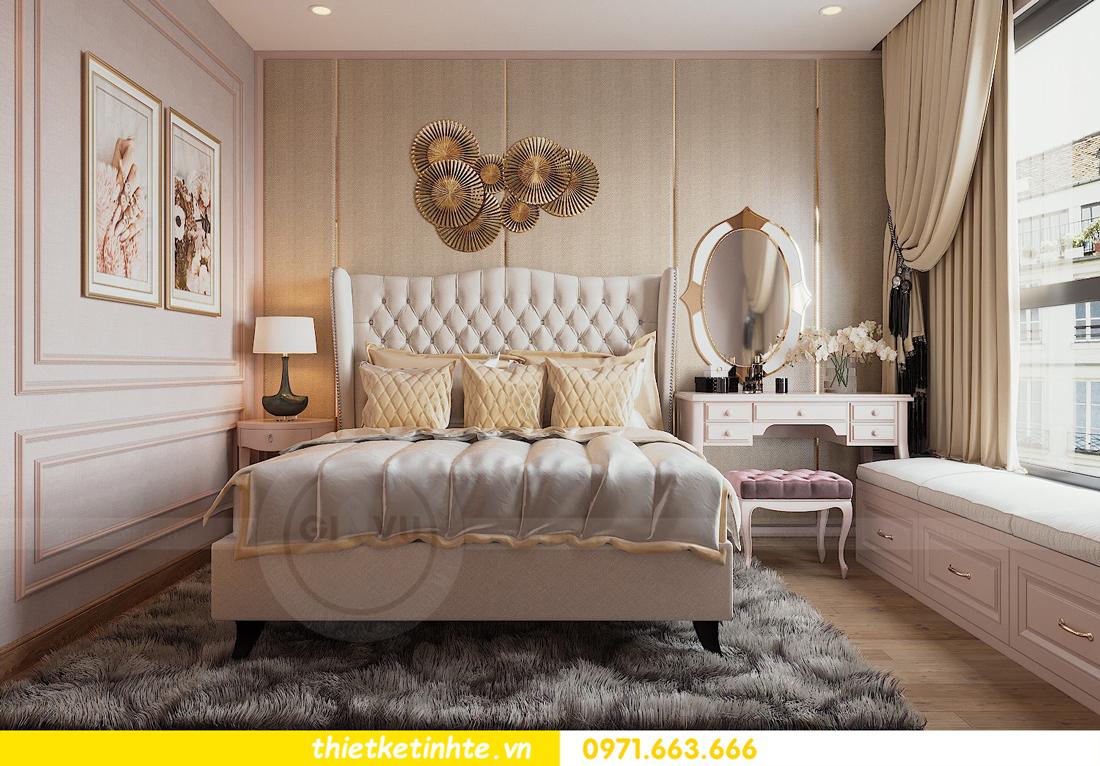 thiết kế nội thất chung cư Sun Grand City Lương Yên tòa T2 căn 01 view9