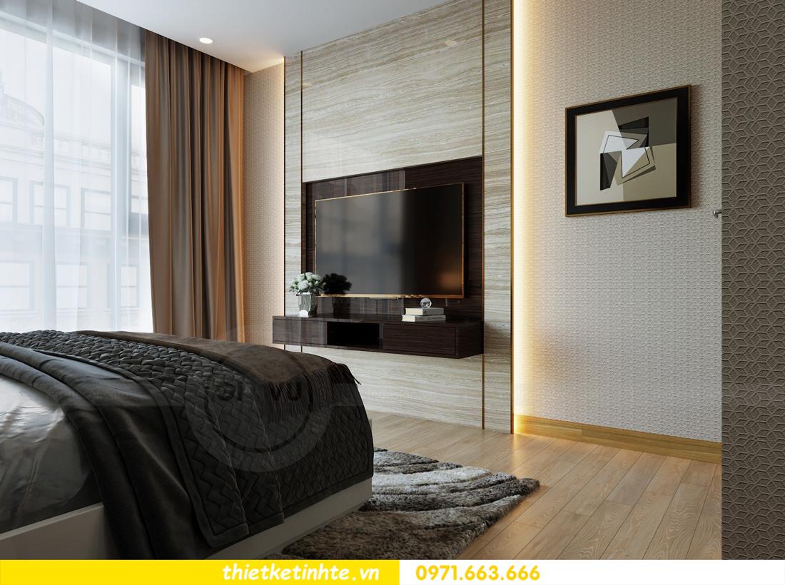 thiết kế nội thất căn hộ chung cư Metropolis tòa M2 căn 11 chú Minh 09
