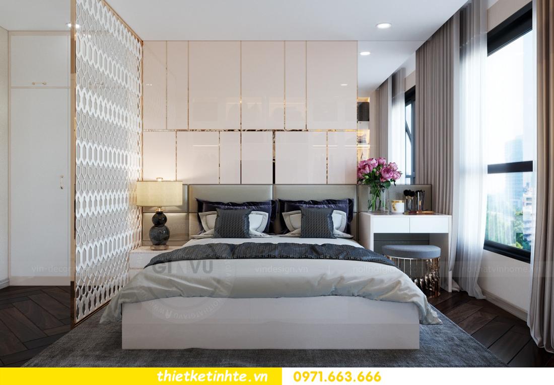 thiết kế nội thất chung cư hiện đại tòa C6 căn 03 View 5