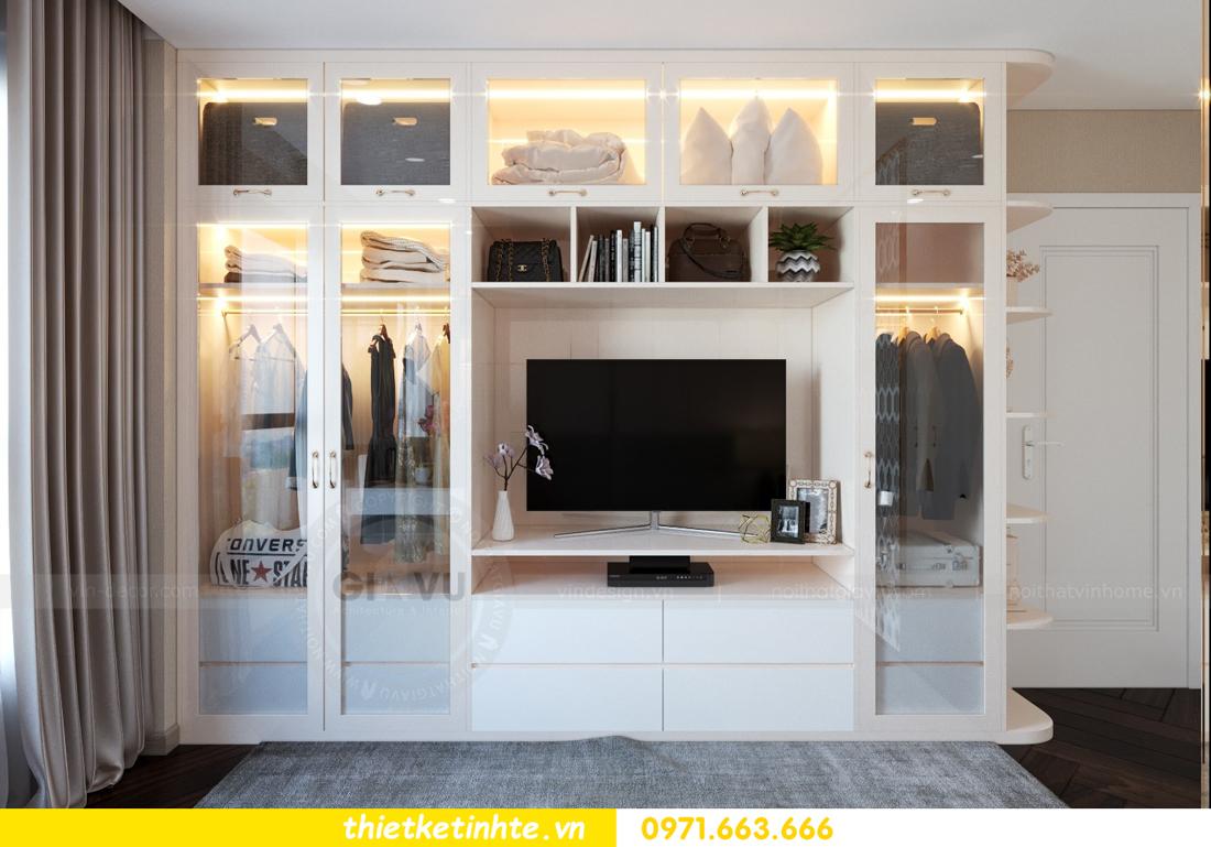 thiết kế nội thất chung cư hiện đại tòa C6 căn 03 View 6