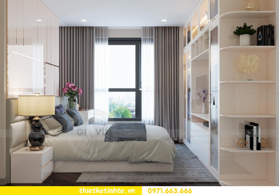 thiết kế nội thất chung cư hiện đại tòa C6 căn 03 View 7
