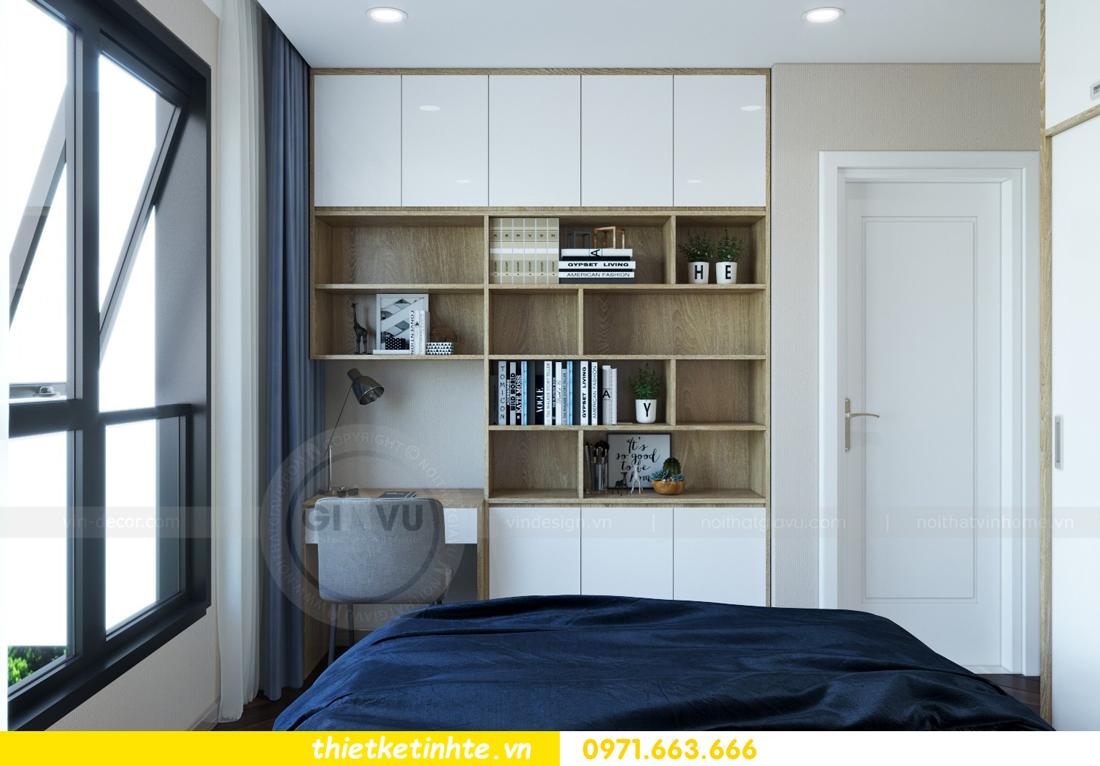 thiết kế nội thất chung cư hiện đại tòa C6 căn 03 View 8