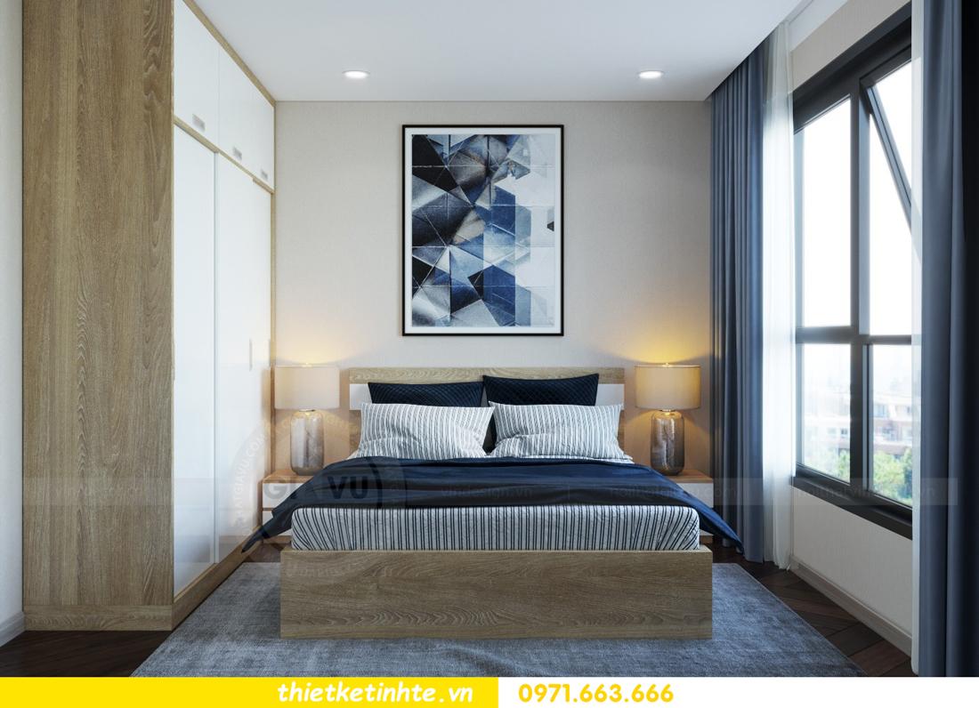 thiết kế nội thất chung cư hiện đại tòa C6 căn 03 View 9