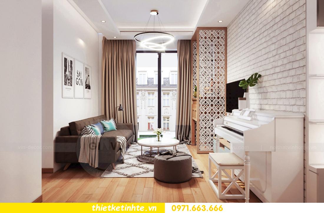 thiết kế nội thất chung cư Skylake tòa S2 căn 11 nhà anh Trường 04