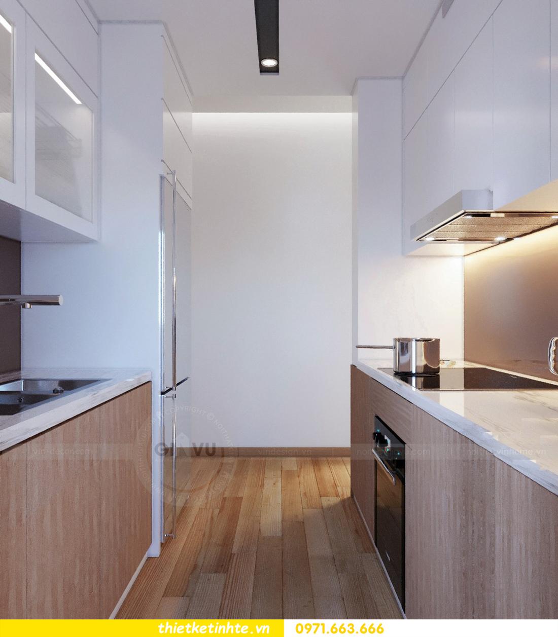 thiết kế nội thất chung cư Skylake tòa S2 căn 11 nhà anh Trường 06