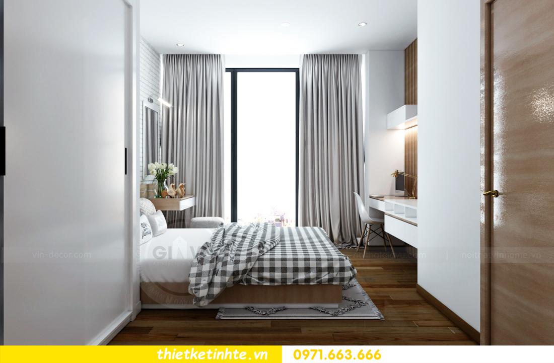 thiết kế nội thất chung cư Skylake tòa S2 căn 11 nhà anh Trường 08