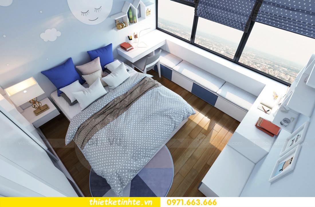 thiết kế nội thất chung cư Skylake tòa S2 căn 11 nhà anh Trường 13