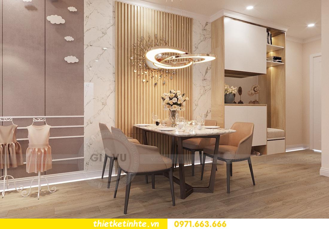 thiết kế nội thất tại chung cư Park Hill 10 căn 02 anh Tâm 01