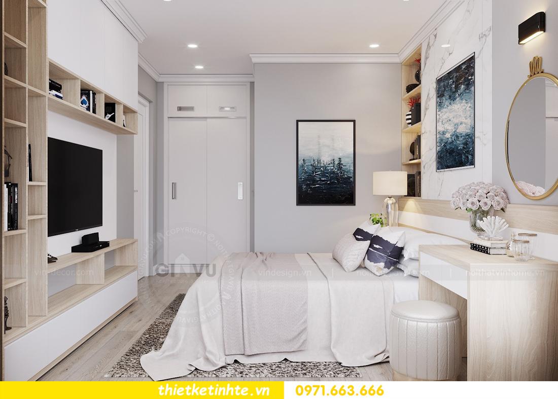 thiết kế nội thất tại chung cư Park Hill 10 căn 02 anh Tâm 07