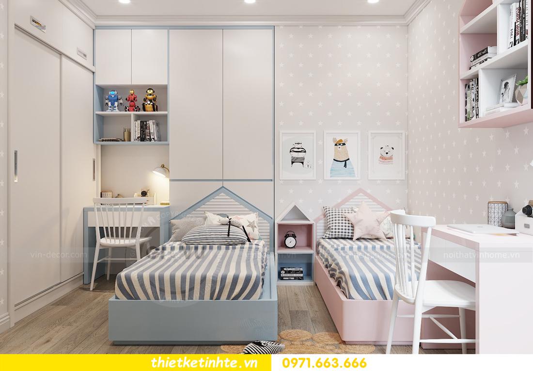 thiết kế nội thất tại chung cư Park Hill 10 căn 02 nhà anh Tâm 08