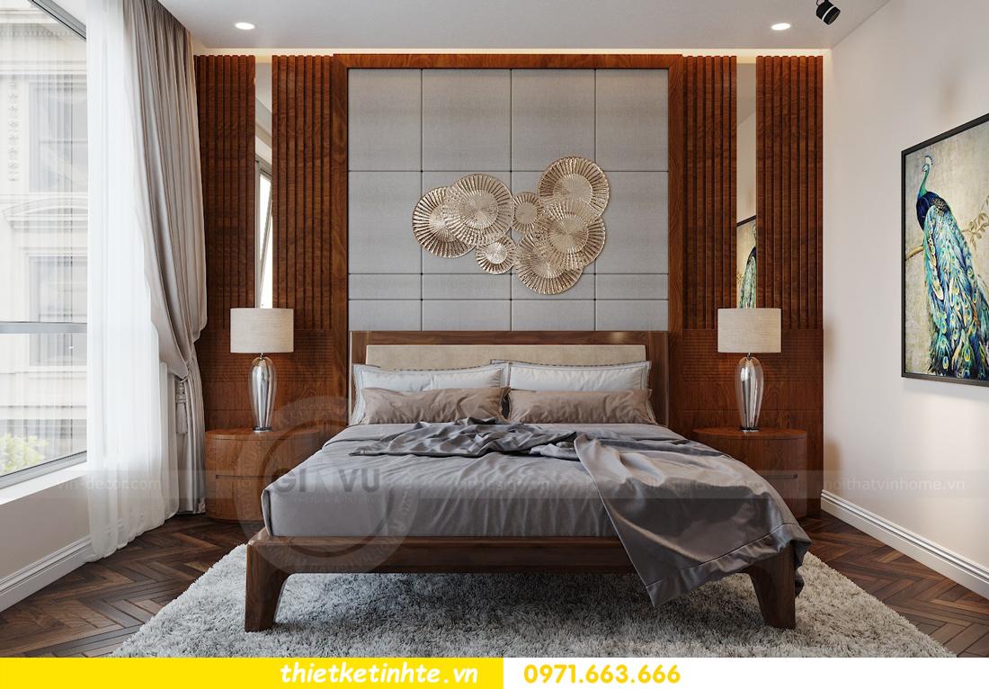 thiết kế thi công nội thất chung cư Metropolis tòa M3 căn 02 View6