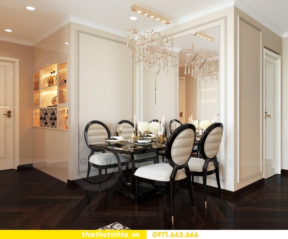 thiết kế nội thất chung cư 1 phòng ngủ đẹp hiện đại và đầy tinh tế 02