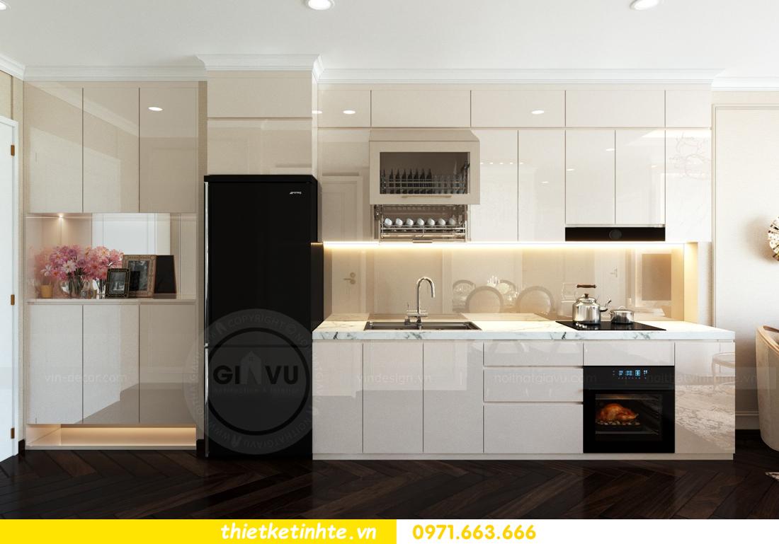 thiết kế nội thất chung cư 1 phòng ngủ đẹp hiện đại và đầy tinh tế 05