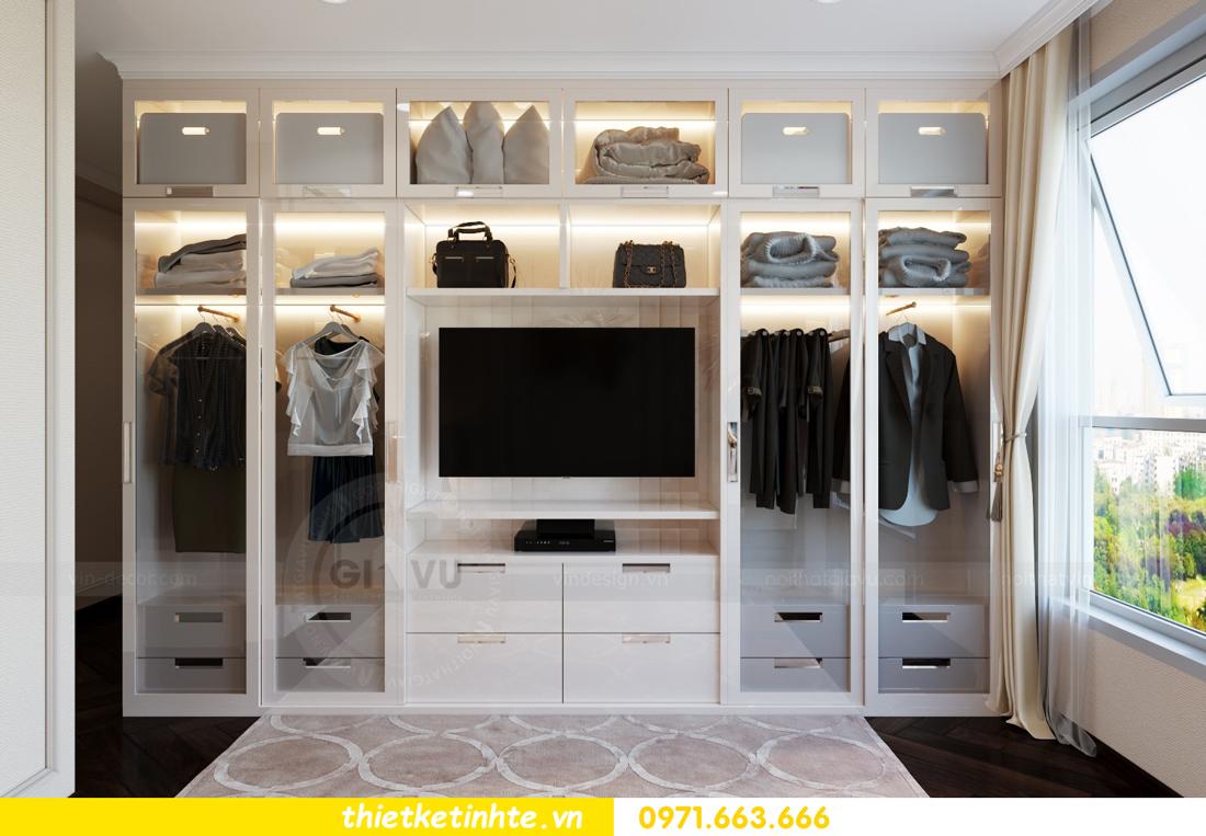 thiết kế nội thất chung cư 1 phòng ngủ đẹp hiện đại và đầy tinh tế 08