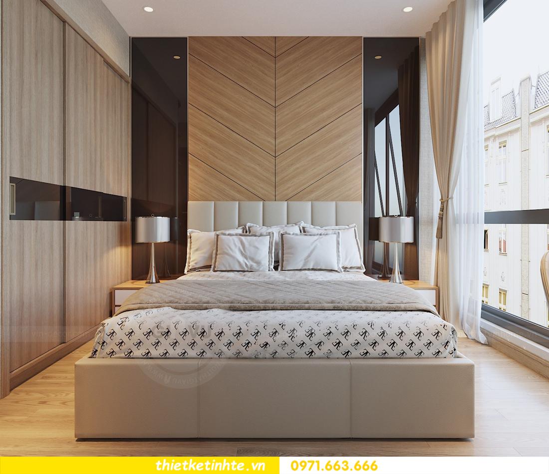 thiết kế nội thất chung cư 70m2 tại Vinhomes Metropolis 05