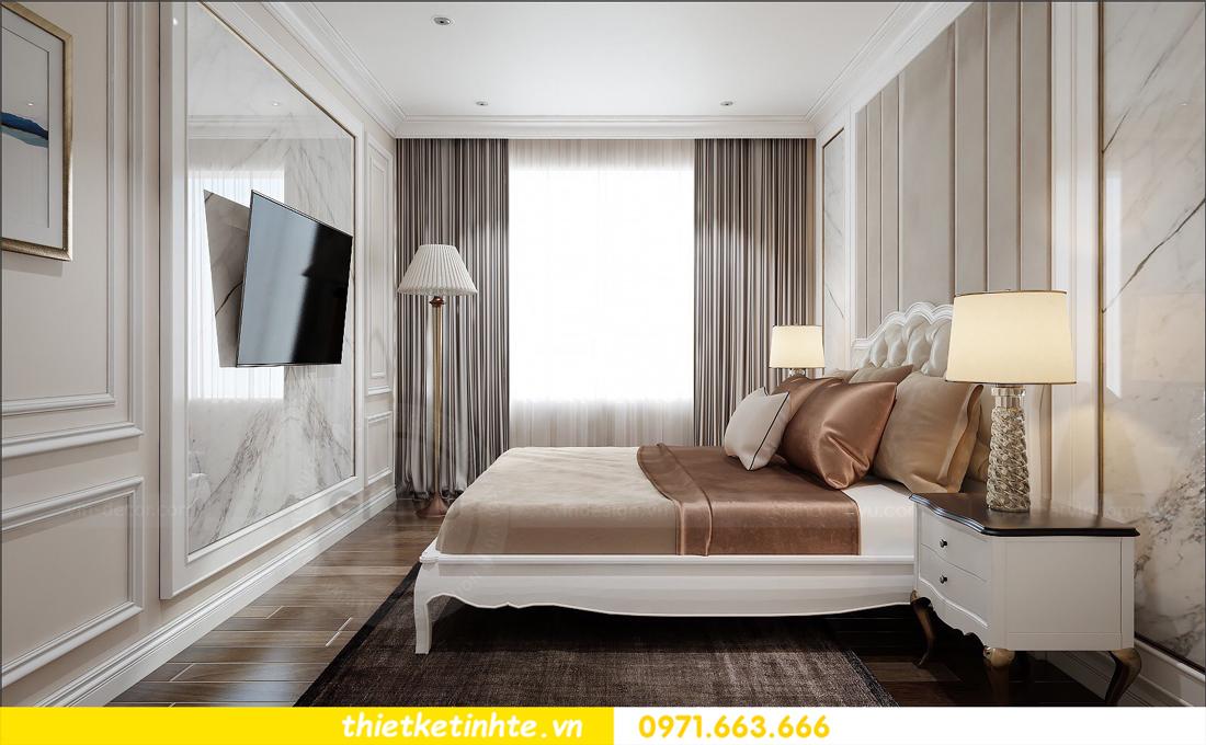 thiết kế nội thất chung cư cao cấp D Capitale tòa C1-02 nhà chị Hiên 08