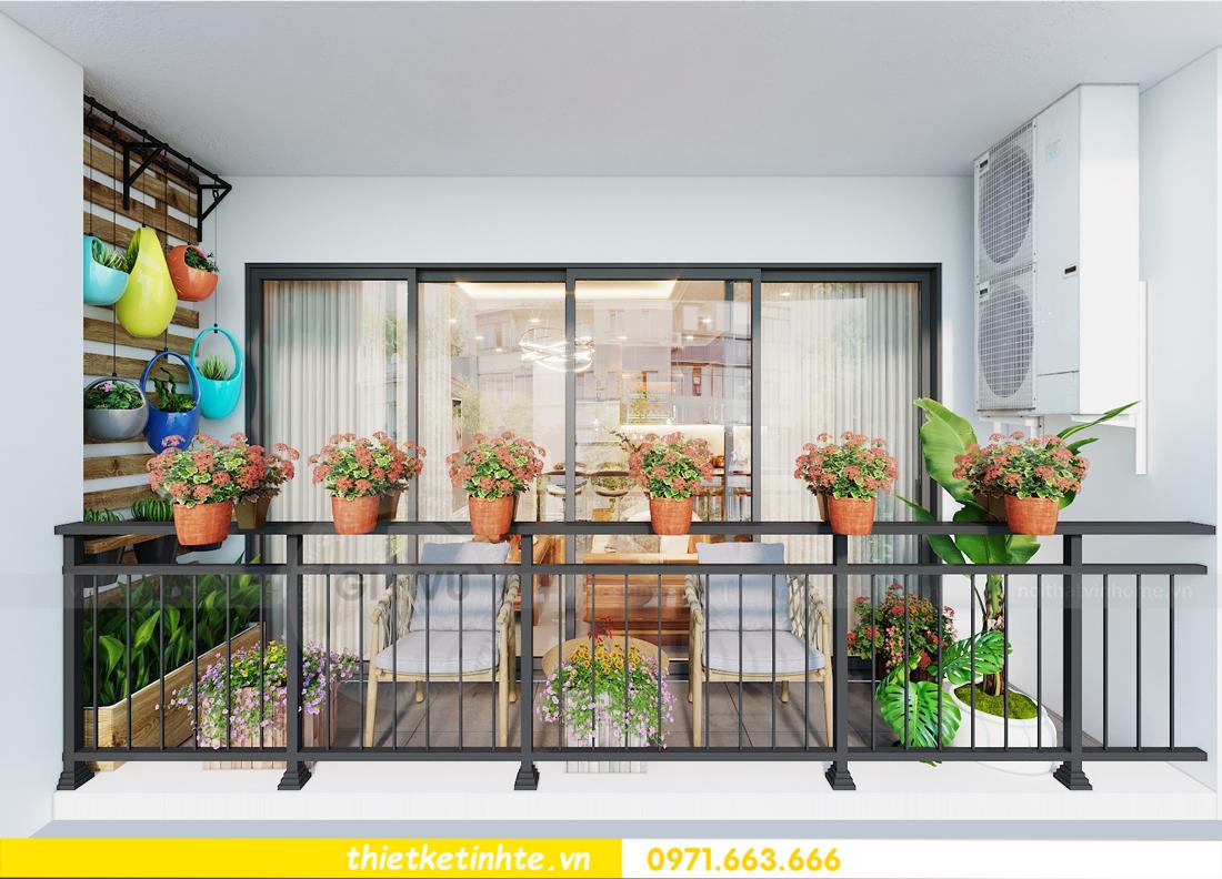 thiết kế nội thất DCapitale tòa C7 căn 09 GD chị Dương 09