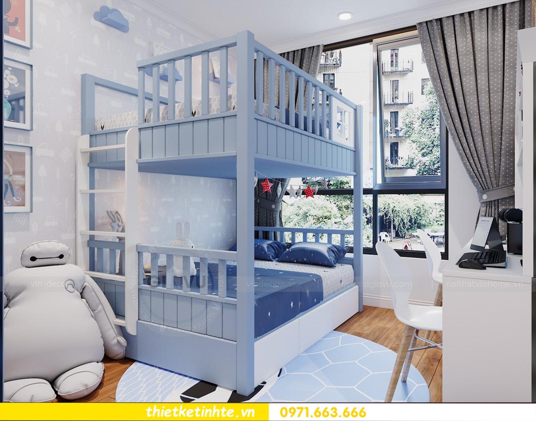thiết kế nội thất DCapitale tòa C7 căn 09 GD chị Dương 17