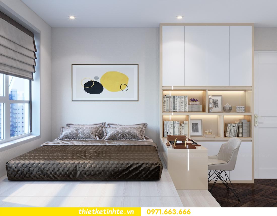 thiết kế nội thất tòa C1 căn hộ 08 Vinhomes D Capitale anh Hoài 9