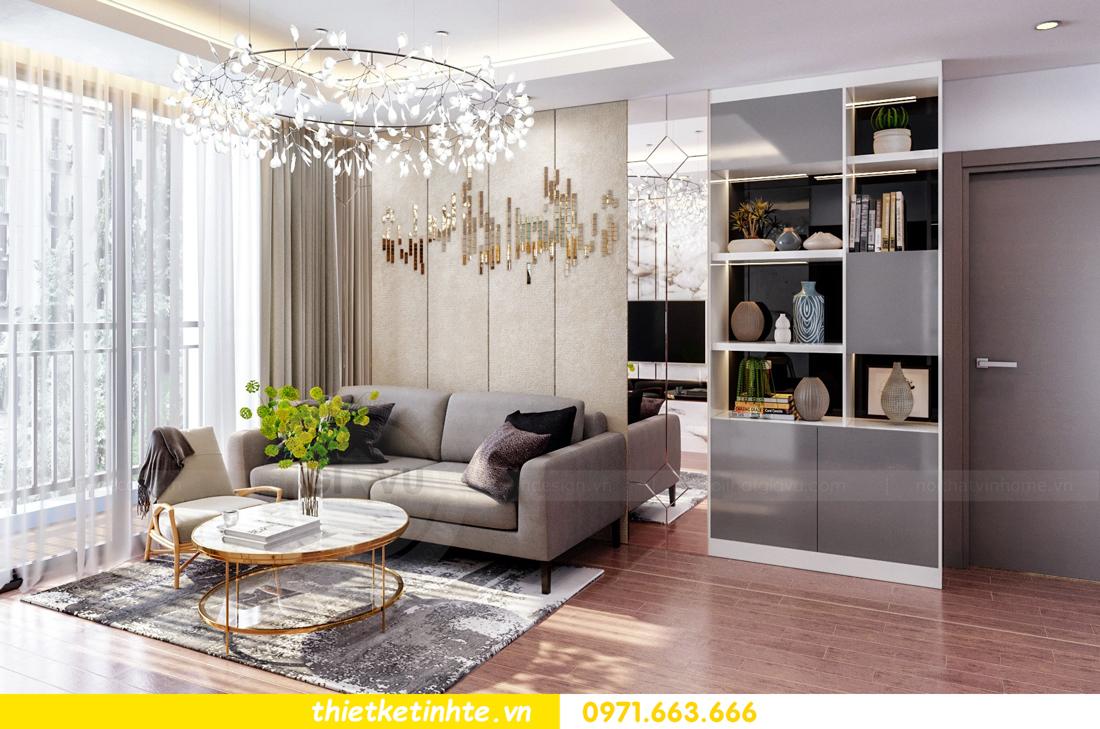 Thiết kế nội thất Vinhomes Skylake tòa S3 căn 14 nhà chị Hằng 03