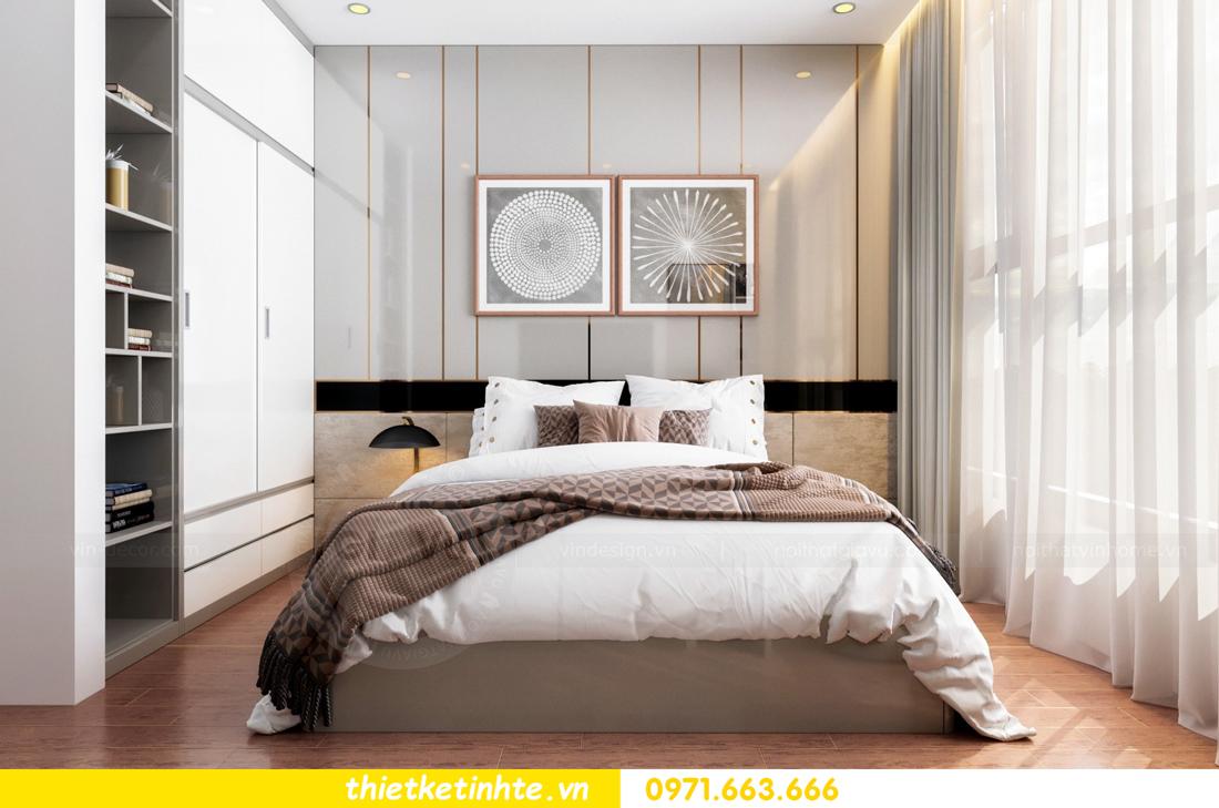 Thiết kế nội thất Vinhomes Skylake tòa S3 căn 14 nhà chị Hằng 05