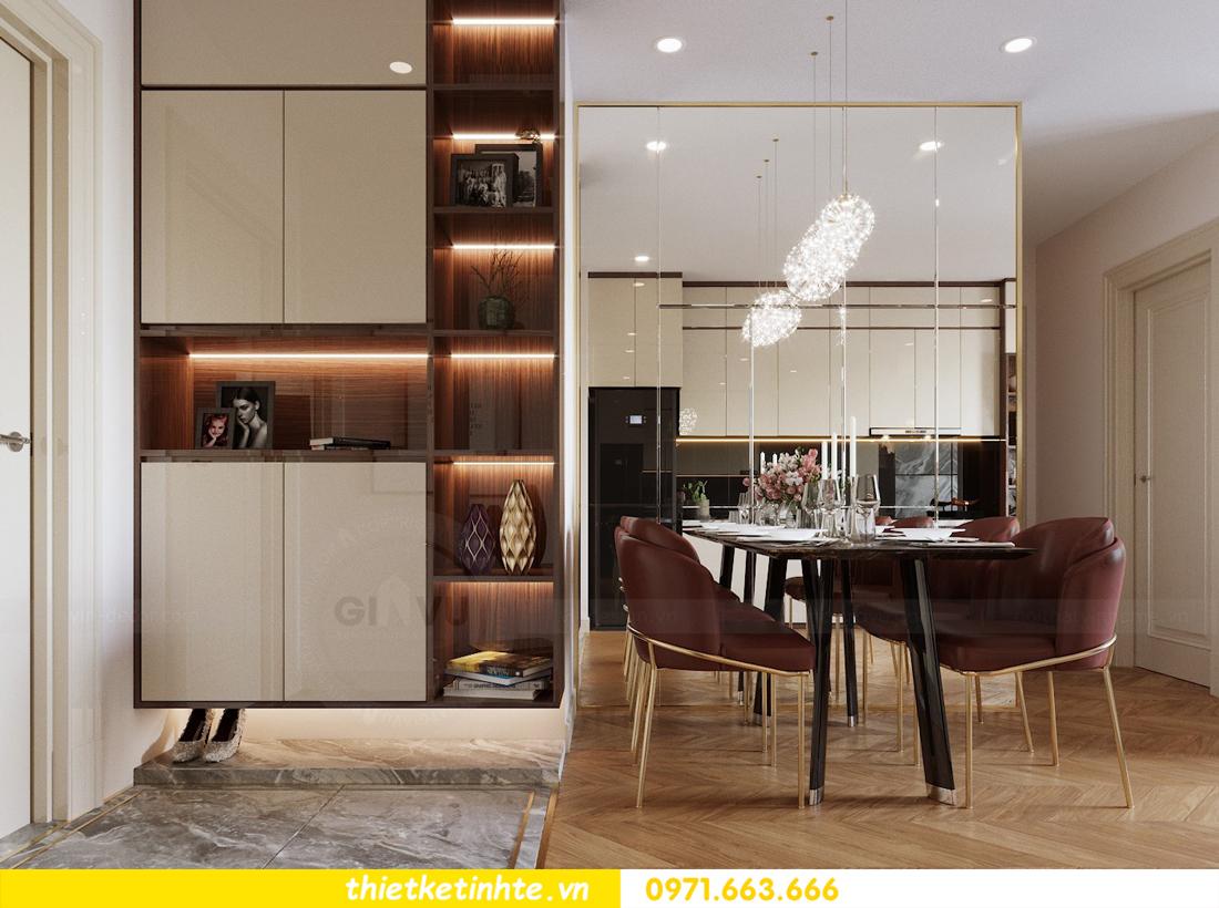 mẫu thiết kế nội thất chung cư 2 phòng ngủ nhỏ đẹp hiện đại 1