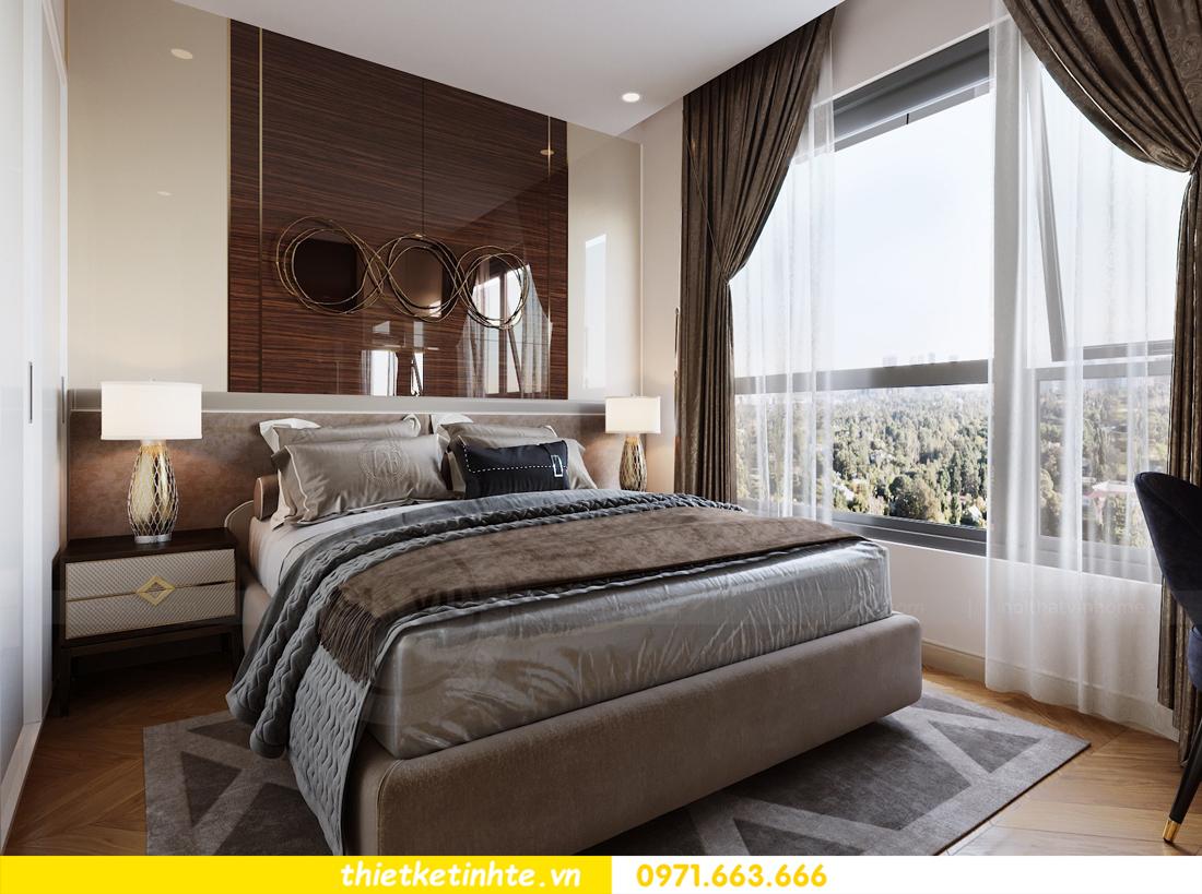 mẫu thiết kế nội thất chung cư 2 phòng ngủ nhỏ đẹp hiện đại 6