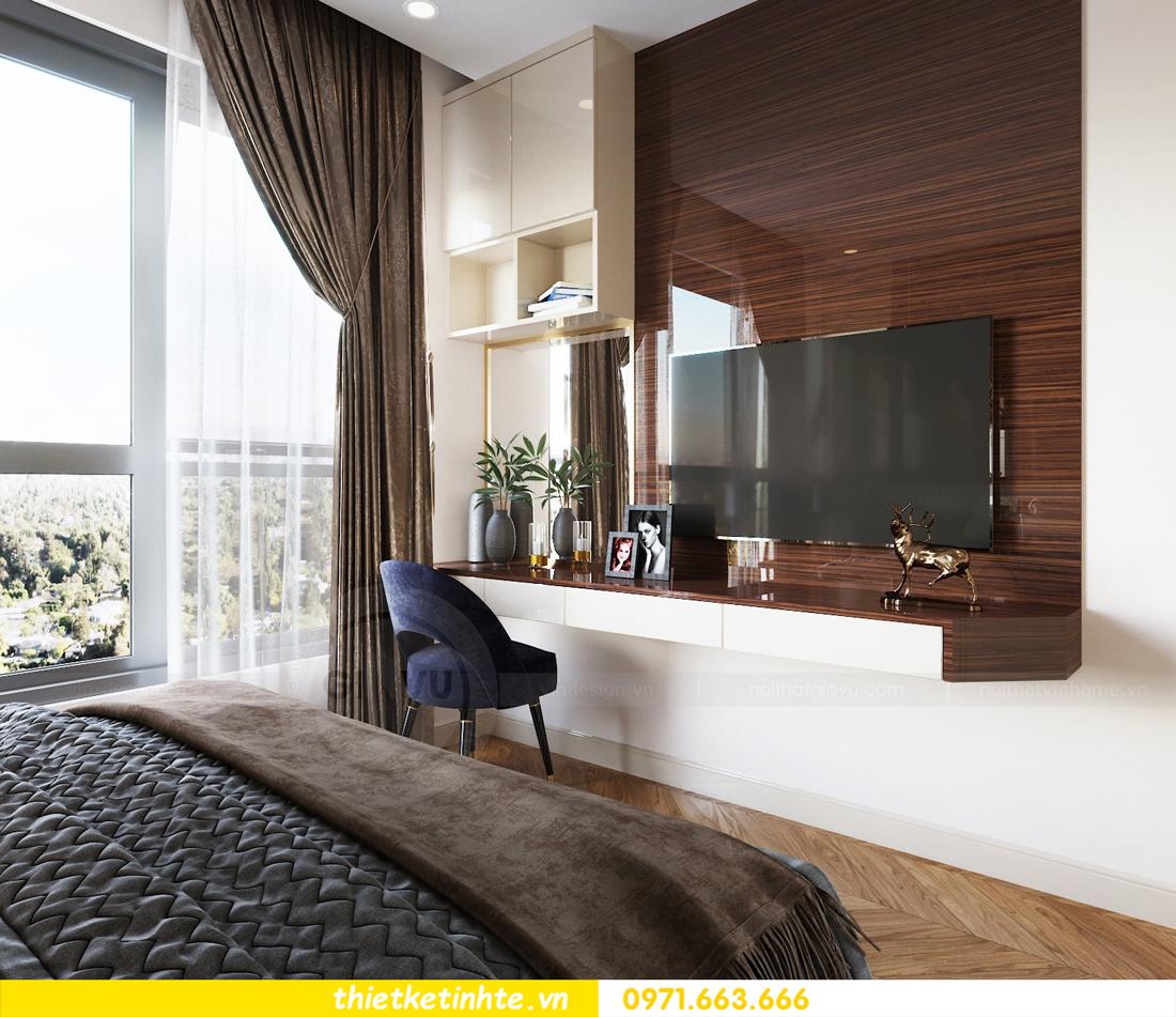 mẫu thiết kế nội thất chung cư 2 phòng ngủ nhỏ đẹp hiện đại 7