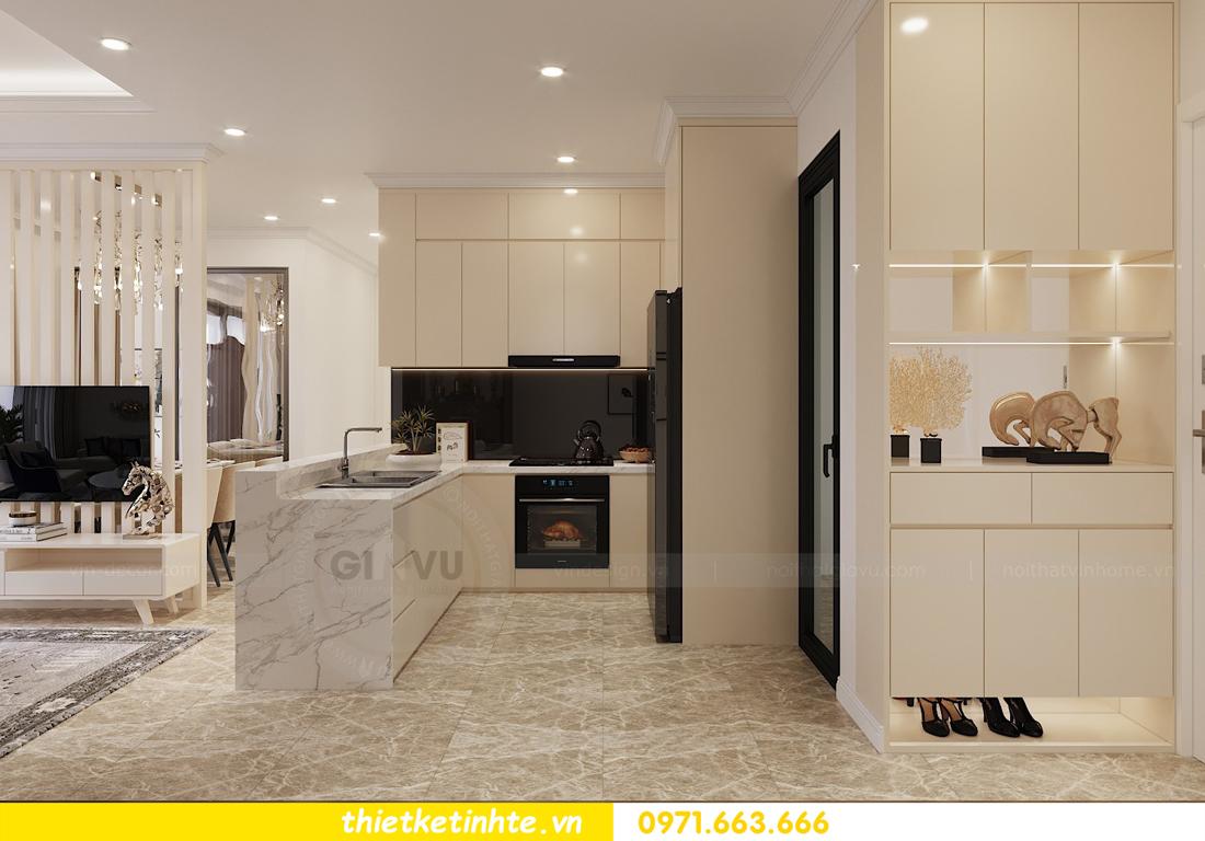 mẫu thiết kế nội thất chung cư cao cấp đẹp tại Vinhomes D Capitale 01