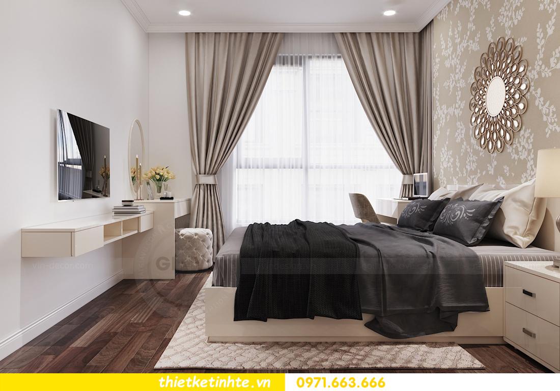 mẫu thiết kế nội thất chung cư cao cấp đẹp tại Vinhomes D Capitale 06