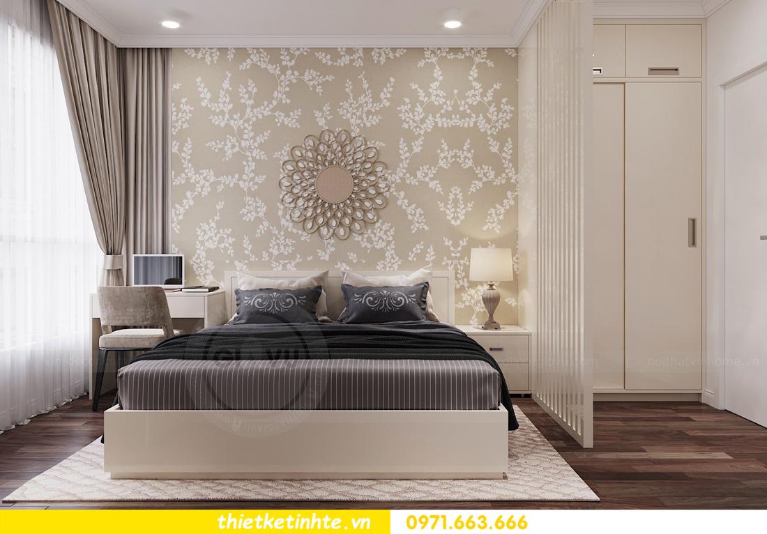 mẫu thiết kế nội thất chung cư cao cấp đẹp tại Vinhomes D Capitale 07