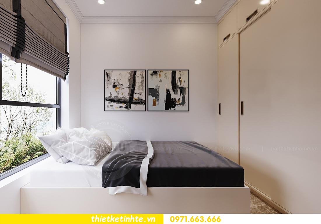 mẫu thiết kế nội thất chung cư cao cấp đẹp tại Vinhomes D Capitale 08
