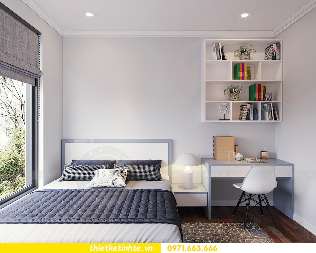 mẫu thiết kế nội thất chung cư cao cấp đẹp tại Vinhomes D Capitale 12