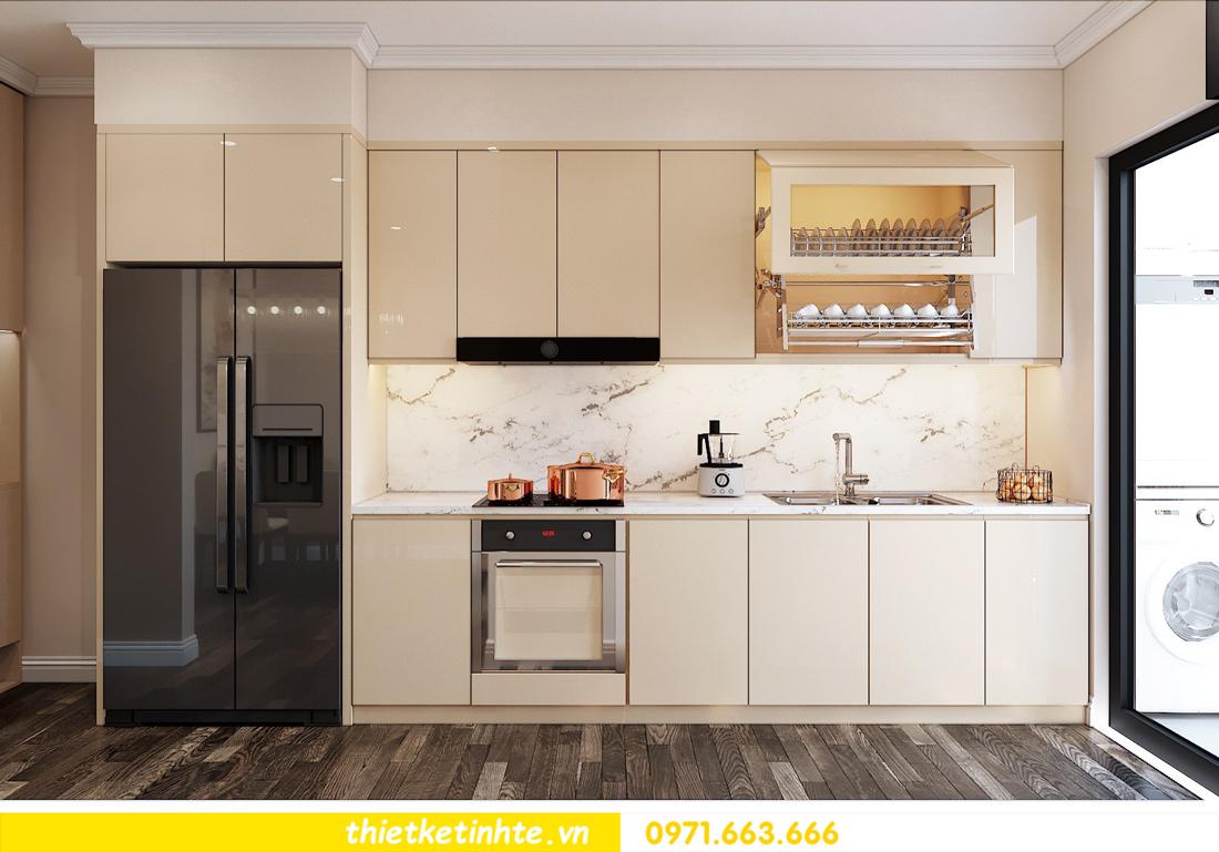 mẫu thiết kế nội thất chung cư D Capitale C109 nhà chị Huyền 06